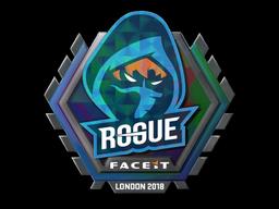 Sticker   Rogue (Holo)   London 2018