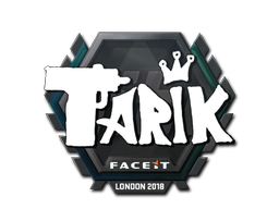 Sticker   tarik   London 2018