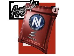 Autograph Capsule | Team EnVyUs | Atlanta 2017