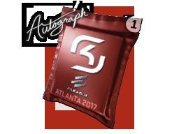 Autograph Capsule   SK Gaming   Atlanta 2017