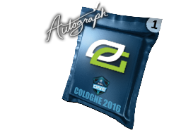 Autograph Capsule | OpTic Gaming | Cologne 2016