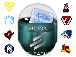 Boston 2018 Minor Challengers with Flash Gaming (Holo/Foil)