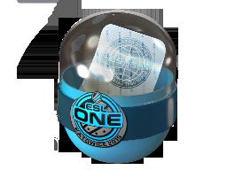 Претенденты ESL One Katowice 2015 (голографические/металлические)