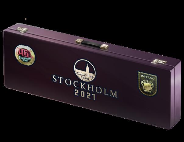 Stockholm 2021 Inferno Souvenir Package