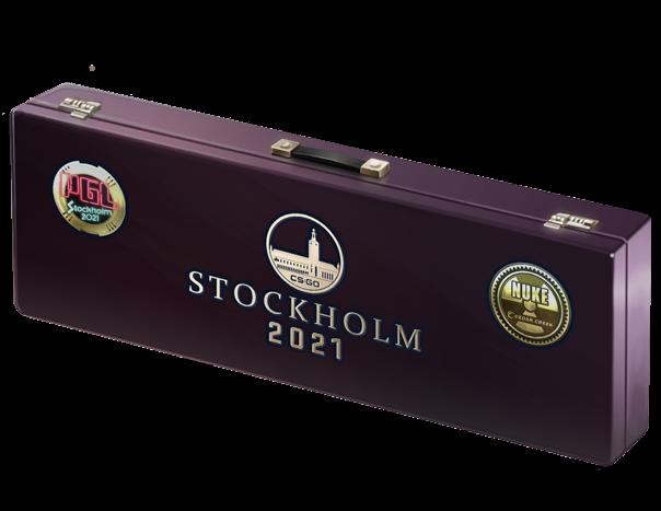 Stockholm 2021 Nuke Souvenir Package