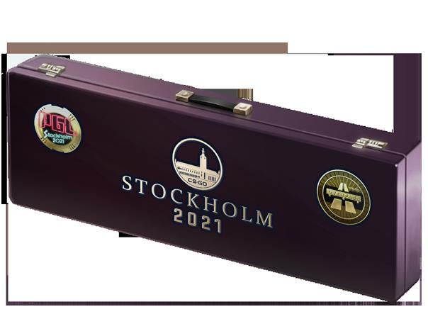 Stockholm 2021 Overpass Souvenir Package