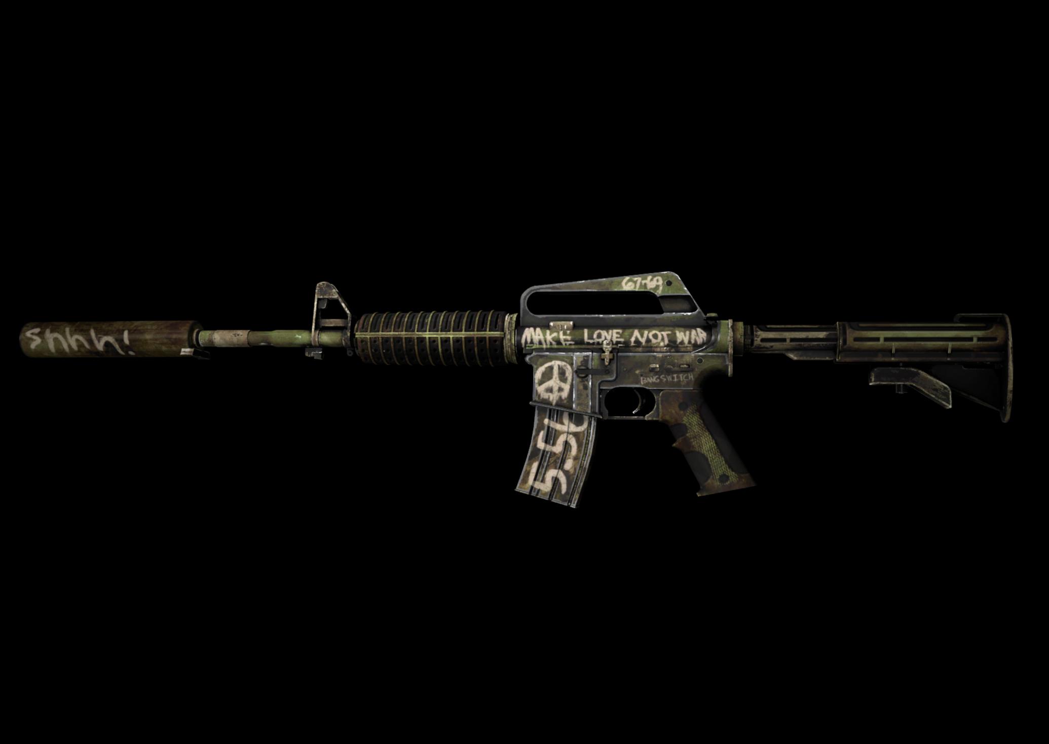 M4A1-S | Взгляд в прошлое — цены, описание скина и паттернов в CS:GO на  CS.MONEY Wiki