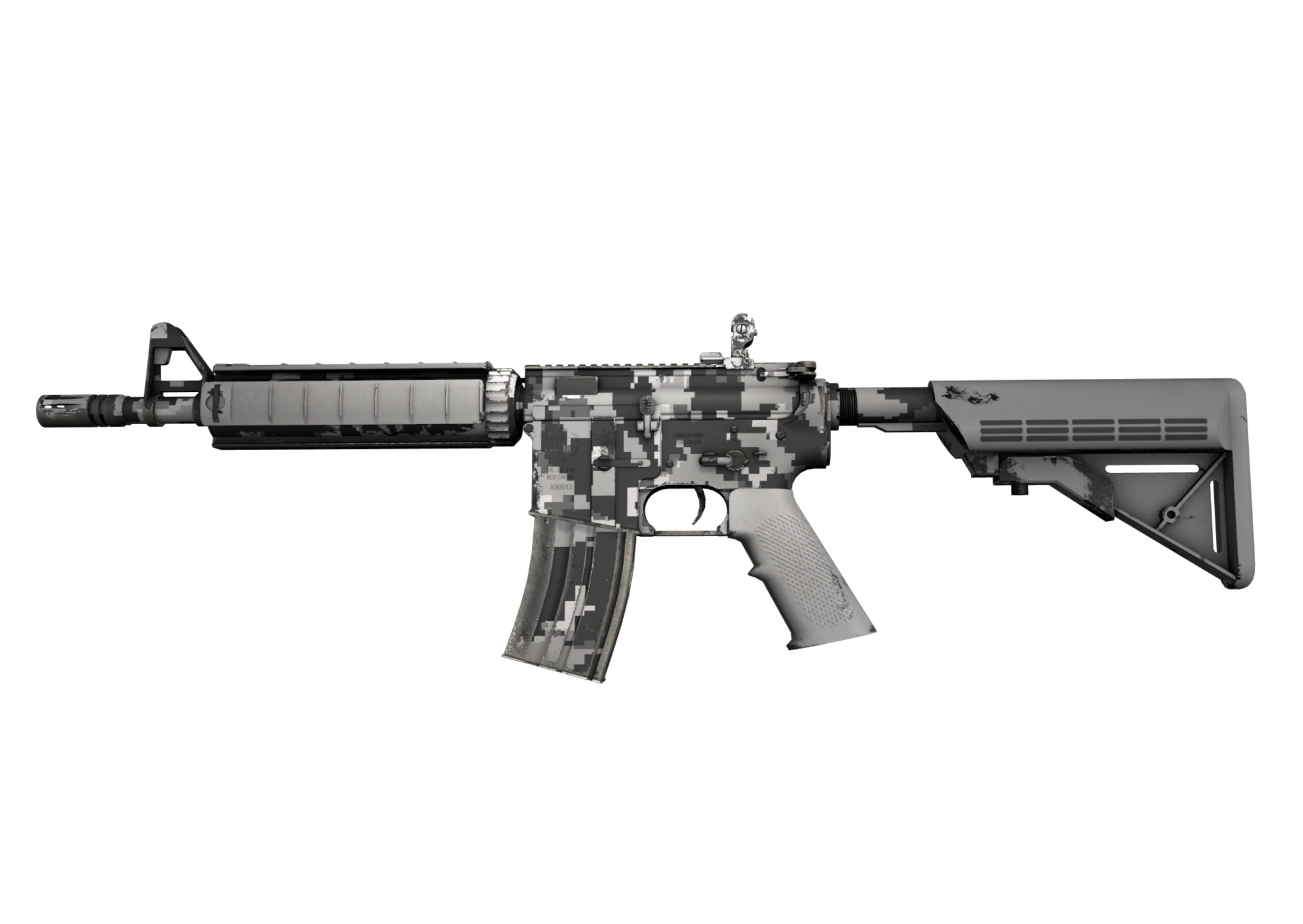 M4A4 | Urban DDPAT — prices, skin description and pattern difference on  CS:GO Wiki by CS.MONEY