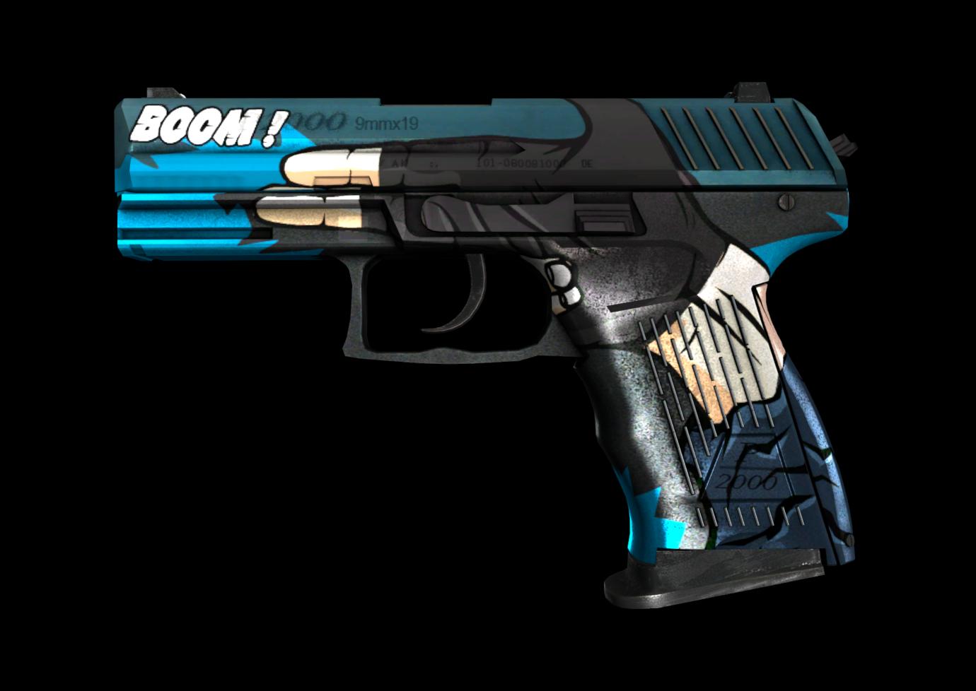 P2000 | Пистолет — цены, описание скина и паттернов в CS:GO на CS.MONEY Wiki